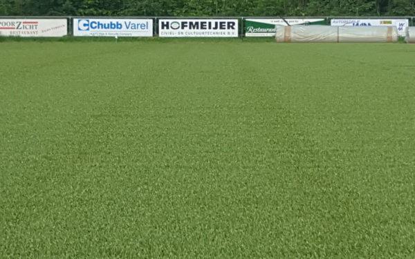 Hybride voetbalvelden voor Eerbeekse Boys