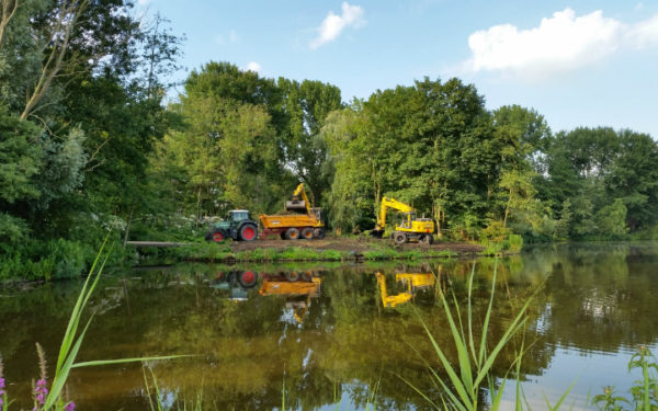 Waterberging Bijlmerweide