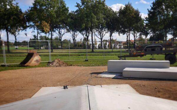 Skatebanen Echt en Nuenen