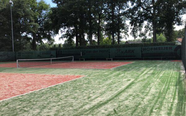 Tennisbaan LTC Loenen